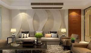 Wandgestaltung Wohnzimmer Erdtöne : wandgestaltung wohnzimmer 20 attraktive ideen f r stilvolles wohnzimmer ambiente m bel ~ Markanthonyermac.com Haus und Dekorationen