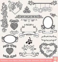 Free Wedding Invitation Clip Art Designs