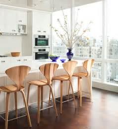 modern kitchen island stools 10 trendy bar and counter stools to complete your modern kitchen