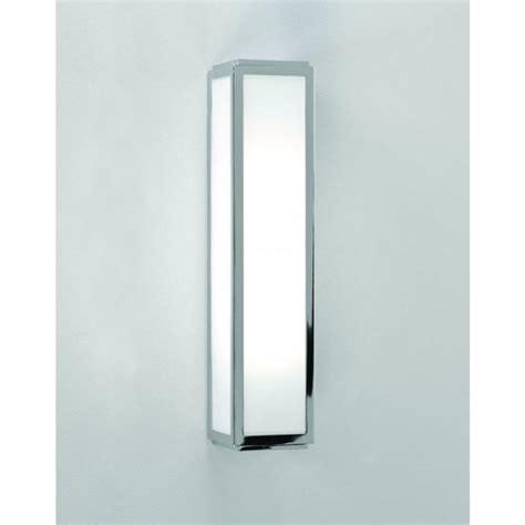 astro 7099 mashiko 360 bathroom led wall light polished