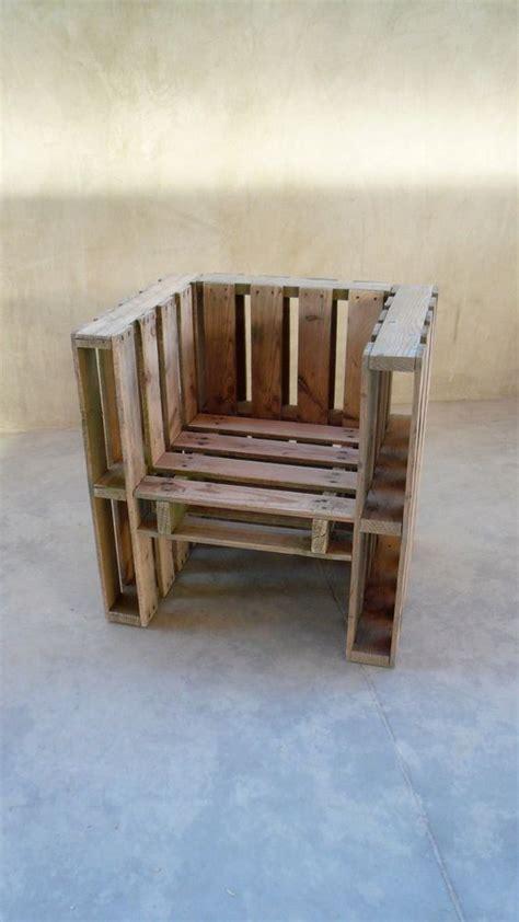 stuhl aus europaletten diy bau dir deinen eigenen stuhl aus europaletten