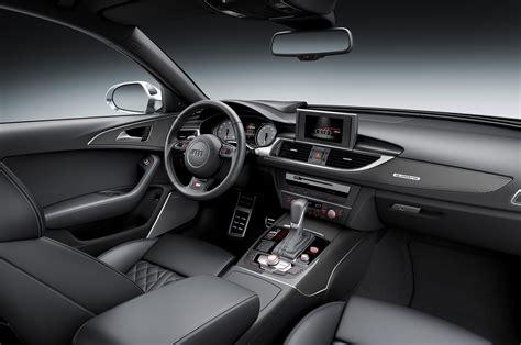 audi s6 interior 2016 audi a6 s6 drive photo gallery motor trend