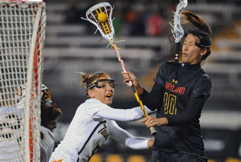 maryland  towson womens lacrosse game