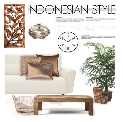 indonesian style