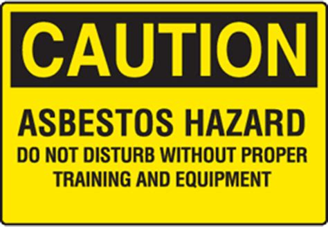 courses asbestos removal construction white