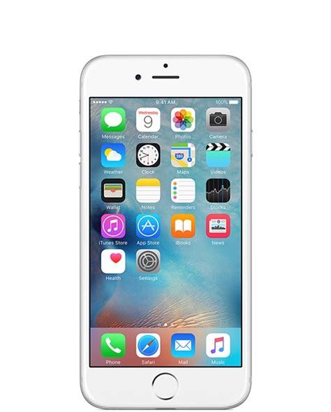 iphone 6 plus verizon iphone 6 plus 64gb silver cdma verizon wireless apple