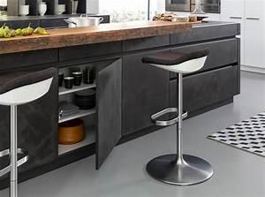 Arbeitsplatte Küche Beton : beton k chen im vergleich bilder von nobilia alno nolte ~ Watch28wear.com Haus und Dekorationen