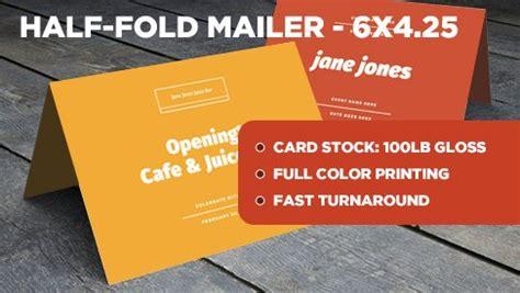 6x8 postcard template half fold direct mail postcard 6x8 5 to 6x4 25 direct