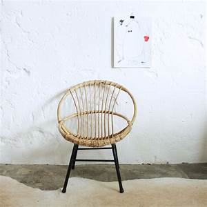 Fauteuil Rotin Enfant : fauteuil rotin ancien nantes atelier du petit parc ~ Teatrodelosmanantiales.com Idées de Décoration