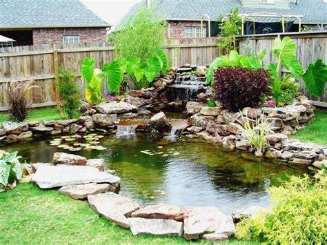 front yard pond ideas front yard pond ideas landscaping gardening ideas
