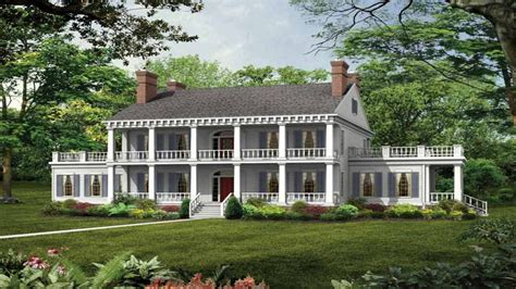 southern plantation home plans southern plantation style house plans southern