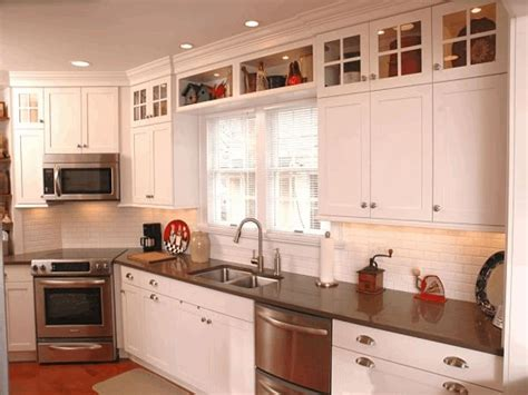 above kitchen cabinet ideas decorating above kitchen cabinets sleek frosted glass wall 3960