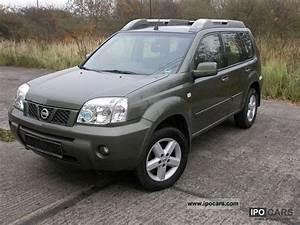 2004 Nissan X