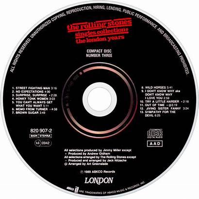 Rolling Stones Fanart Singles 1971 1968 Tv