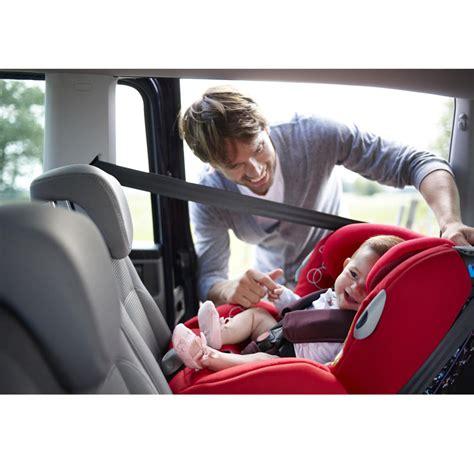 20 sièges auto pour des vacances avec bébé en toute