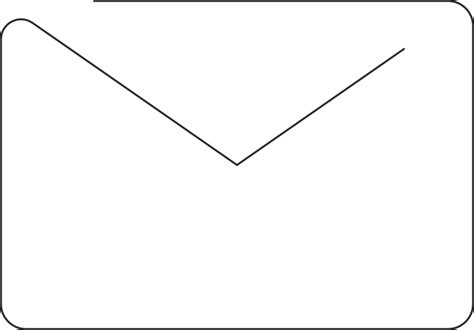 white mail icon vector png gratis vectorafbeelding mail pictogram e mail