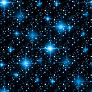 Glitter Background Blue Stars Seamless Background Or ...