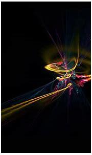 Abstract Digital Art Shapes Render - WallDevil