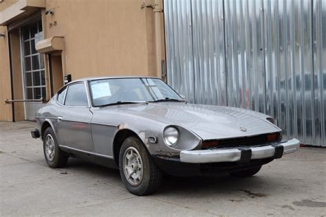 Used Datsun 280z by 1975 Datsun 280z 5 Speed Stock 21980 For Sale Near