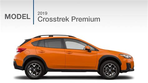 subaru crosstrek premium model review youtube