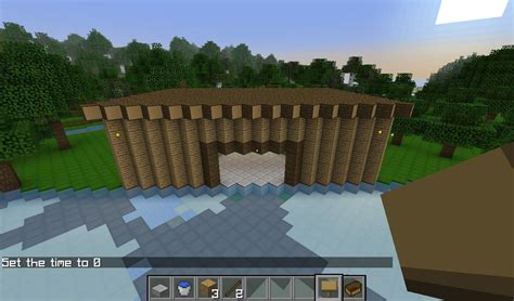Minecraft Boat Houses Mod by Boat House Minecraft Project