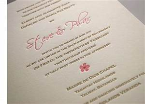 40 best images about wedding invitation cards on pinterest With traditional wedding invitations philippines
