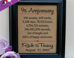 ninth wedding anniversary gifts for him gift ftempo With 9th wedding anniversary gifts for him