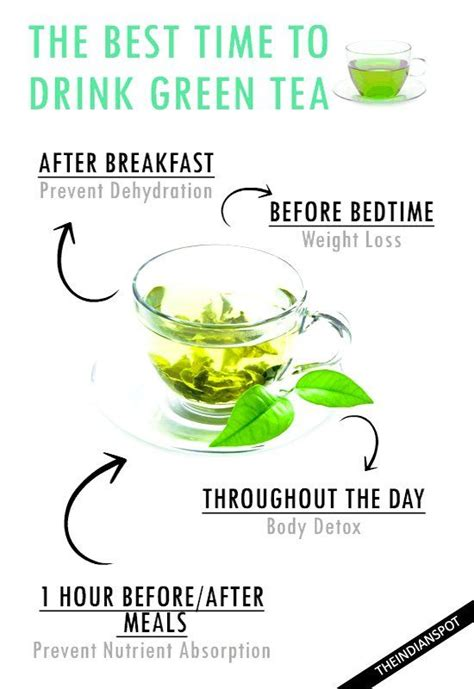 what is the best green tea to drink the best time to drink green tea health fitness