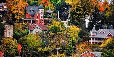 small towns cutest places  visit