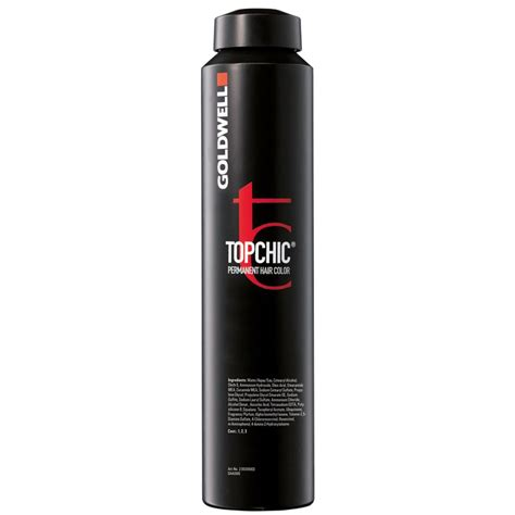 goldwell color goldwell topchic hair color can 8 6 oz 7na mid ash