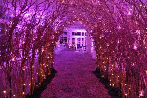 enchanted forest event decor nj