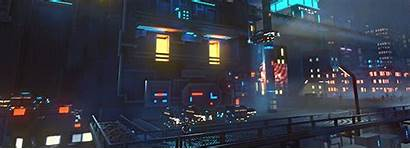 Cloudpunk Cyberpunk Steam Based Story Games Reveal