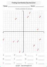 printable coordinates  plotting ordered pairs