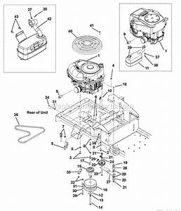 Ariens 915157 Parts List And Diagram
