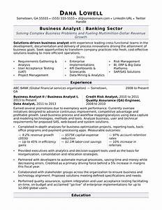 business analyst resume sample monstercom With company resume template