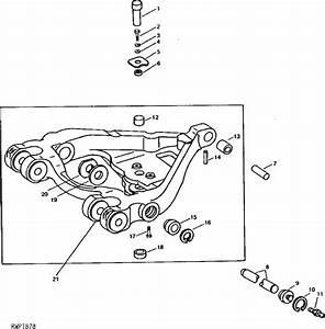 How To Change Deere 4430 Tractor Rockshaft Rod Seals  How