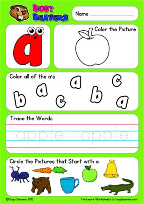 alphabet phonics worksheets learning is at