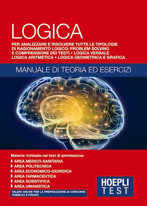 Test Logica Università - hoeplitest it logica