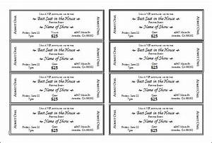 ticket template 29 download documents in pdf psd With numbered event ticket template free