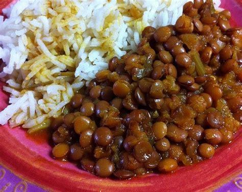 recette des lentilles 224 la marocaine and co