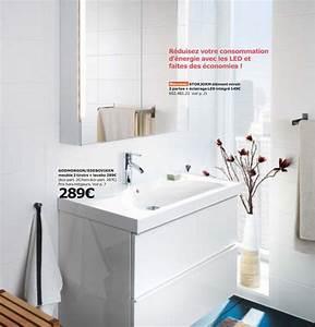 Meuble De Salle De Bain Ikea : meuble haut de salle de bain ikea ~ Dailycaller-alerts.com Idées de Décoration