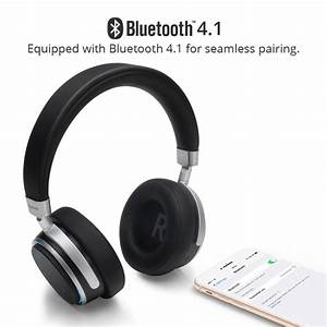 Kabellose Bluetooth Kopfhörer : tronsmart arc kabellose bluetooth kopfh rer ~ Kayakingforconservation.com Haus und Dekorationen