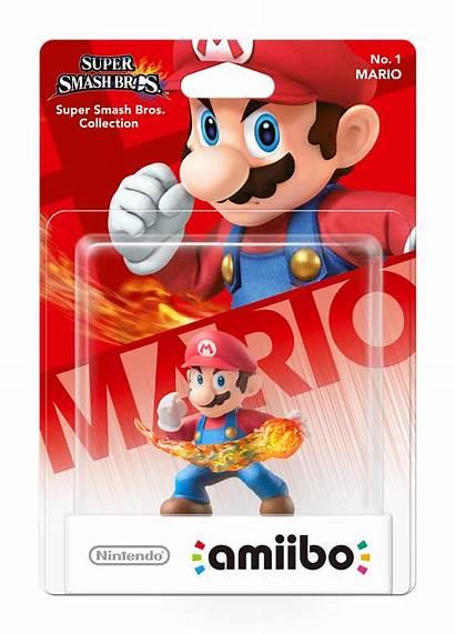 Amiibo Mario Nintendo Fun Bros Games Smash