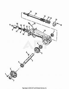 29 Troy Bilt Horse Parts Diagram
