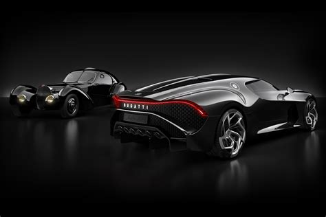If you spend any time at the. Bugatti 'La Voiture Noire' revealed - one-off Chiron references classic 57SC Atlantic
