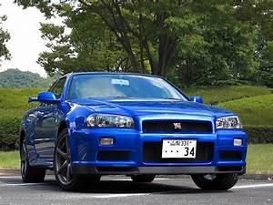 Nissan Skyline Gt-r  R34  Specs  U0026 Photos