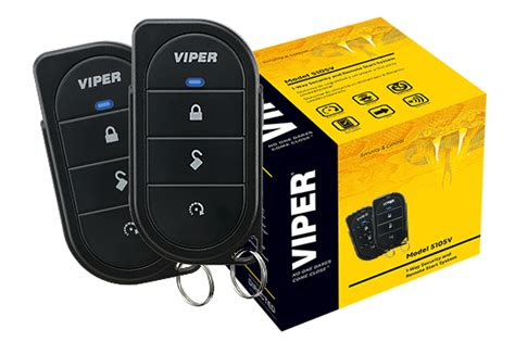 Viper Remote Start Security Systems