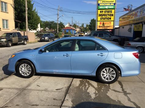 Used Toyota Camry Hybrid For Sale by Used 2012 Toyota Camry Hybrid Le Sedan 9 490 00