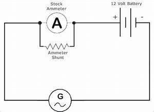 Ammeter Shunt Wiring  U2013 Dakotanautica Com