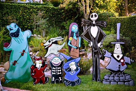 Nightmare Before Yard Decorations by Nightmare Before Lawn Decorations